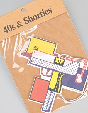 40's & Shorties Gun Pop Air Freshener - Multi