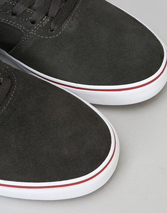 Emerica x Independent The Reynolds Low Vulc - Dark Grey
