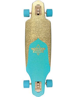 Dusters Channel Prism Drop Through Longboard - 34