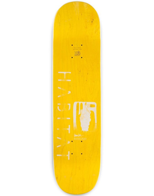 Habitat de Keyzer Imaginary Beings Skateboard Deck - 8.25""