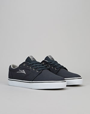Lakai Fura Skate Shoes - Navy Canvas