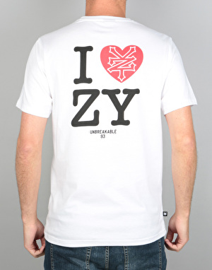Zoo York Izzy T-Shirt - White
