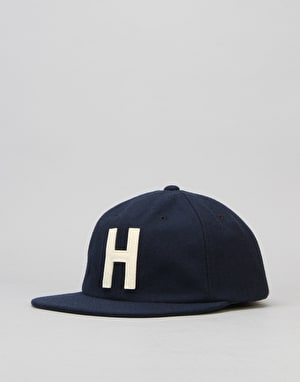 Herschel Supply Co. Harwood Strapback Cap - Navy