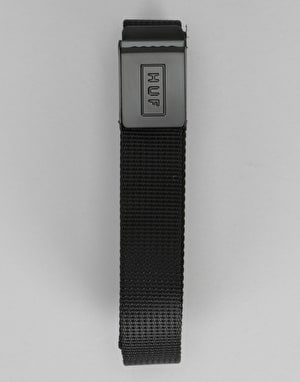 HUF Military Belt - Black