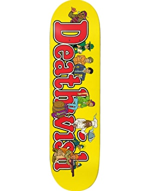 Deathwish Teen-Ager Team Deck - 8.475