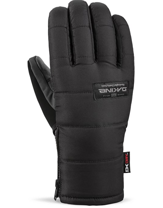 Dakine Omega 2017 Snowboard Gloves - Black