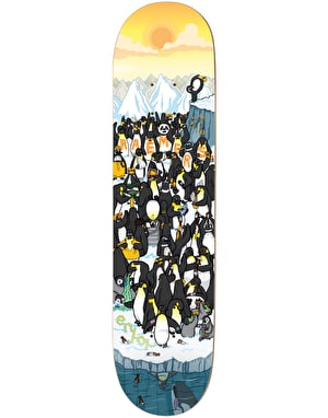 Enjoi Raemers Penguin Party Pro Deck - 8