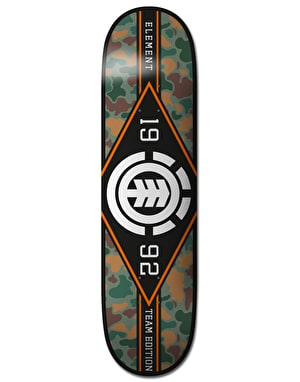 Element Jungle Major League Skateboard Deck - 8.25
