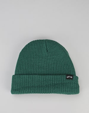 Route One Fisherman Beanie - Forest Green