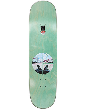 Polar Zawisza Happy Sad Around The World Pro Deck - P2 Shape 8.5