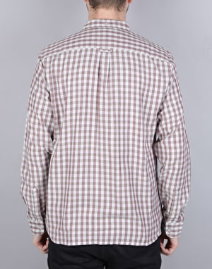 Element Buckley L/S Shirt - Napa Red