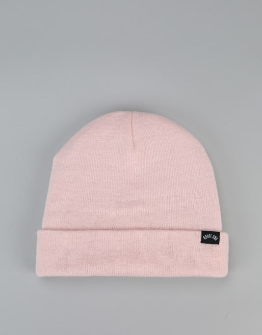 Route One NY Cuff Beanie - Light Pink