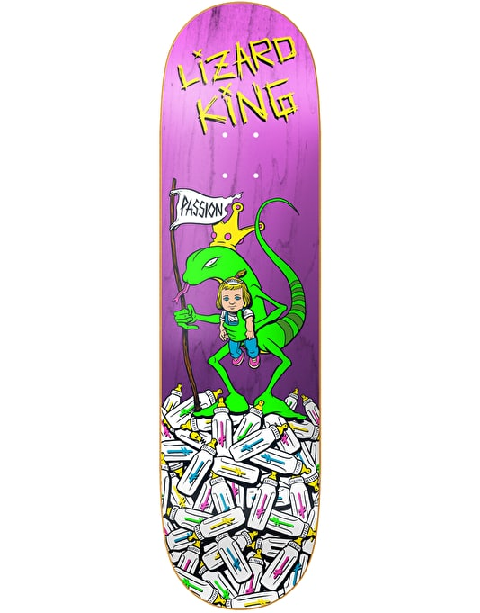 Deathwish Lizard King Baby Maker Pro Deck - 8""