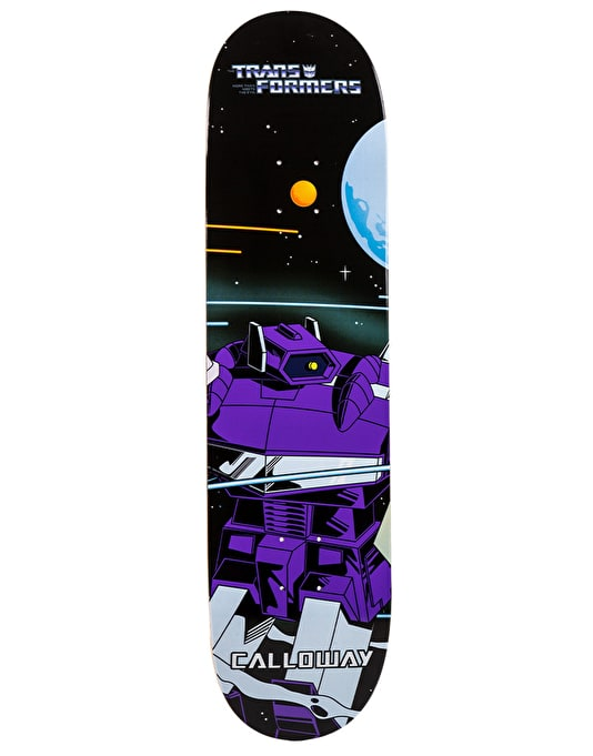 Primitive x Transformers Calloway Shockwave Pro Deck - 8""