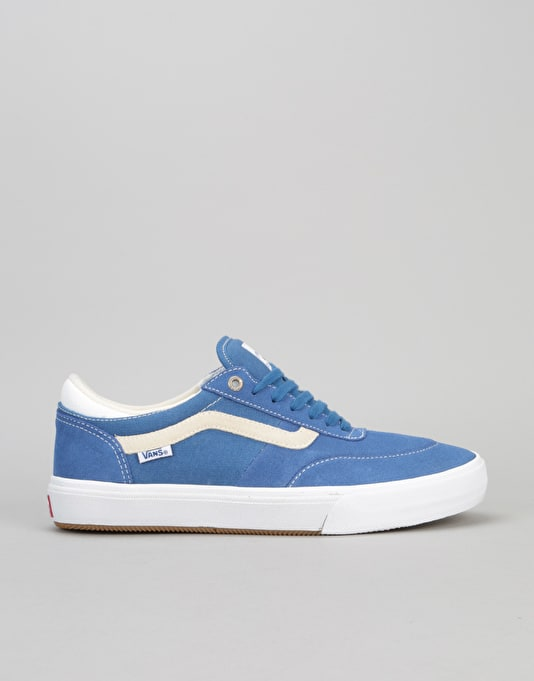 957ad22bc72 Vans Gilbert Crockett 2 Pro Skate Shoes - Delft White