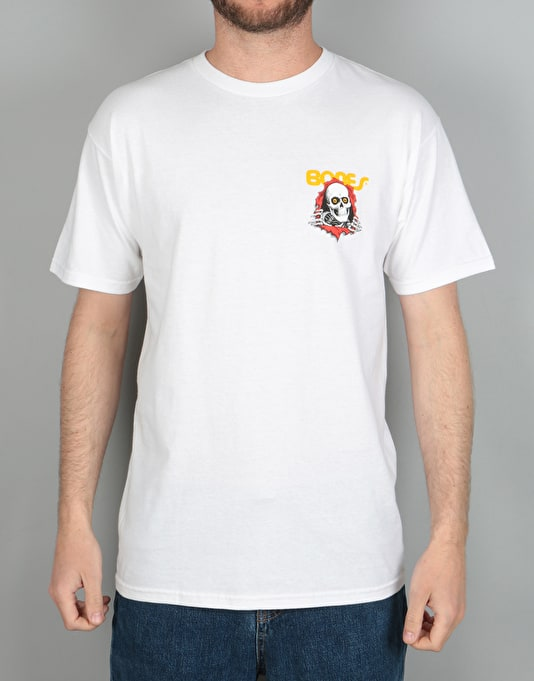Powell Peralta Ripper T-Shirt - White