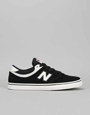 New Balance Numeric Quincy 254 Skate Shoes - Black/Sea Salt