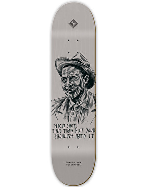 The National Skateboard Co. x Ben Horton Lynn Guest Pro Deck - 8.25