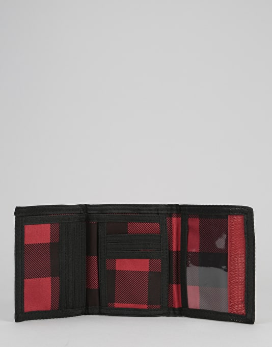 Dickies Cresent Bay Wallet - Red
