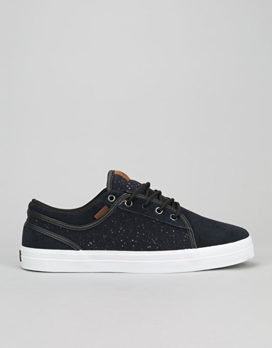 DVS Aversa Skate Shoes - Navy/Black