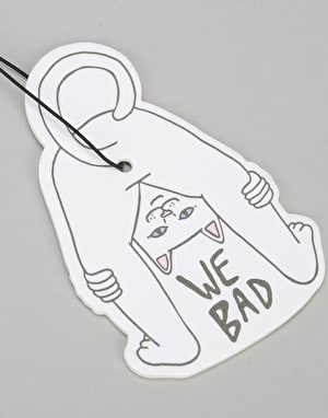 RIPNDIP We Bad Cat Air Freshener - Multi