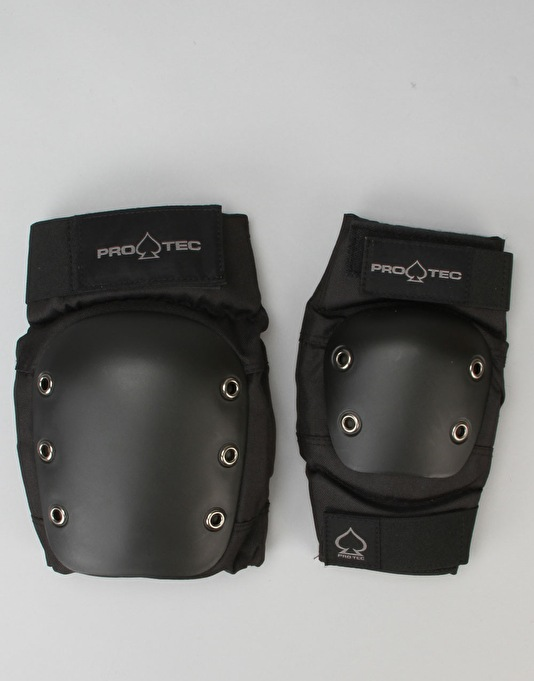 Pro-Tec Knee & Elbow Padset - Black