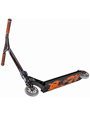 Grit Tremor Grom 2017 Scooter - Black/Laser Orange