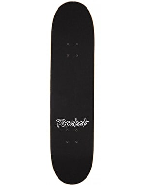 Rocket Creeper Logo Series Complete Skateboard - 7.5