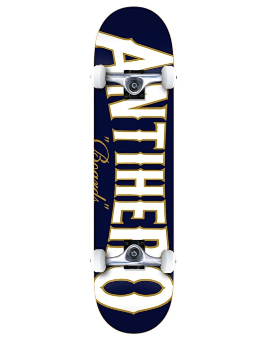 Anti Hero It's the Wood Complete Skateboard - 7.75""