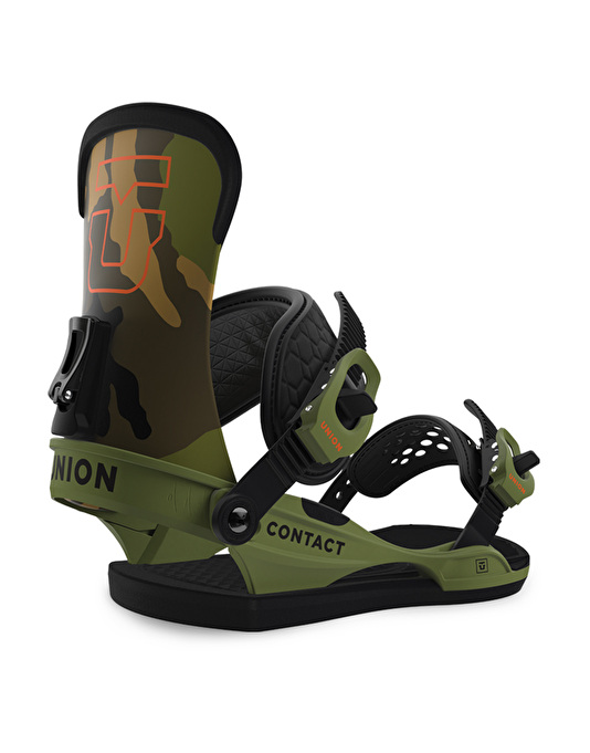 Union Contact 2017 Snowboard Bindings - Camo