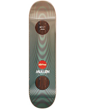Almost Mullen Metallic Vibes Impact Support Pro Deck - 8.25