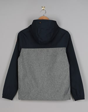 Element Alder Boys Jacket - Eclipse Navy/Grey Heather