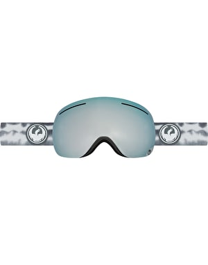 Dragon X1 2017 Snowboard Goggles - Onus Grey/Mirror Ion