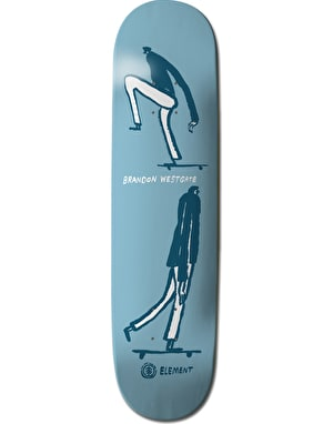 Element x Nat Russell Westgate Ways Featherlight Pro Deck - 8