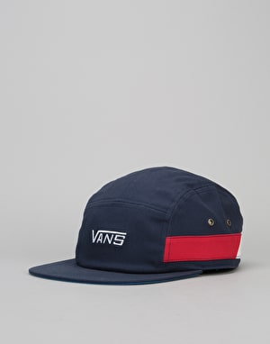 Vans Academy 5 Panel Cap - Dress Blue