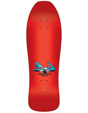 Santa Cruz SMA Conroy Crystal Ball Reissue Pro Deck - 10