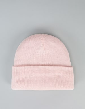Route One Digital Cuff Beanie - Light Pink