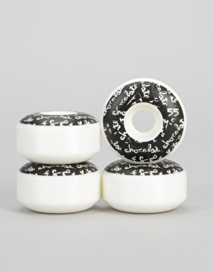 Chocolate All Over Chunk Staple 99d Team Wheel - 55mm