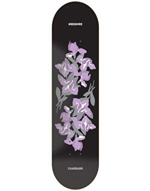 The National Skateboard Co. Gregy Flowers Pro Deck - 8.25