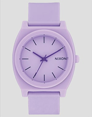 Nixon Time Teller P Watch - Matte Violet