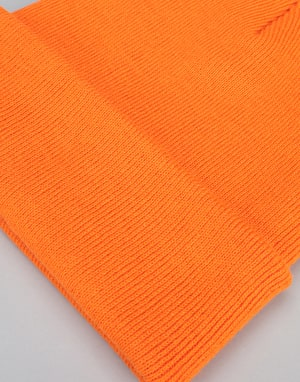 Route One Cuff Beanie - Orange