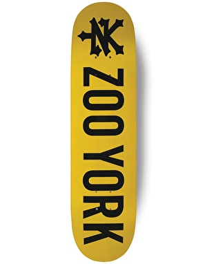Zoo York Taxi Photo Incentive Team Deck - 8