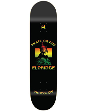 Chocolate Eldridge Skate or Dub Pro Deck - 8.25