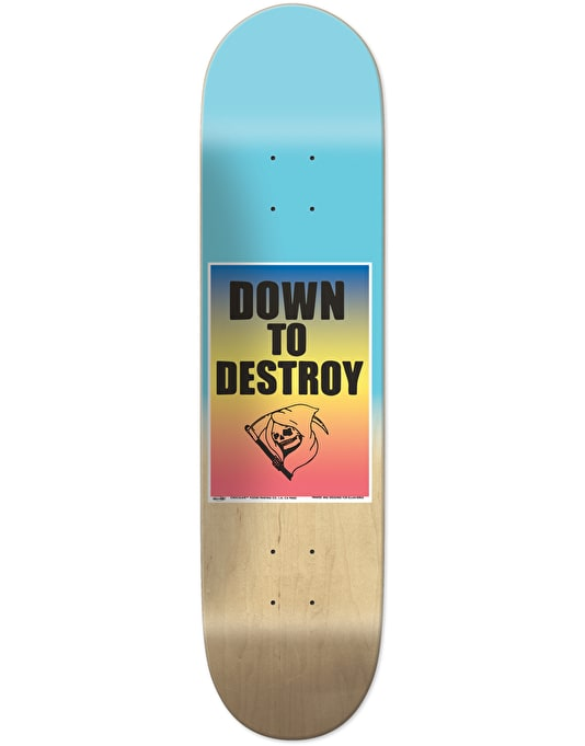 """Chocolate Berle Sign of the Times Pro Deck - 8"""""""