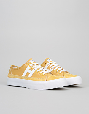 HUF Hupper 2 Lo Skate Shoes - Mustard