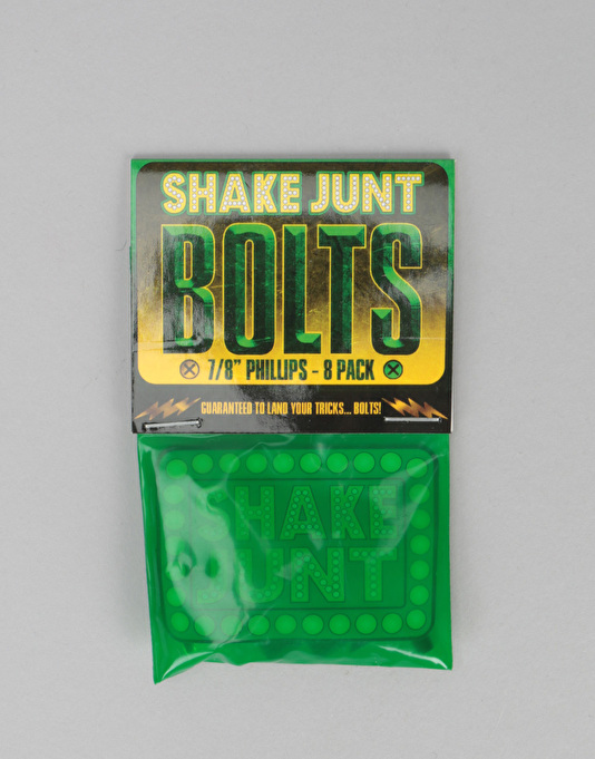 "Shake Junt Bag O' Bolts 7/8"" Phillips Bolts"
