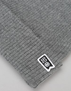 Element 92 Crew Beanie - Grey Heather