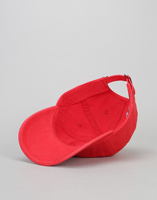 HUF Drink Up 6 Panel Cap - Red