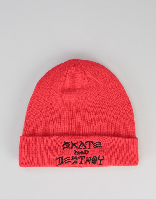 Image of decah Embroidered Beanie V