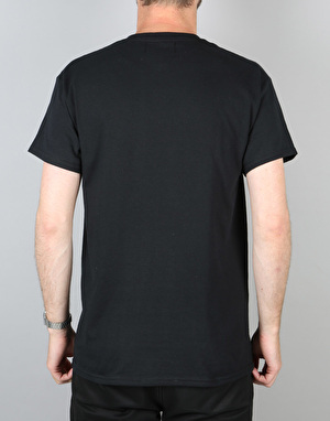 Manor Peckham T-Shirt - Black
